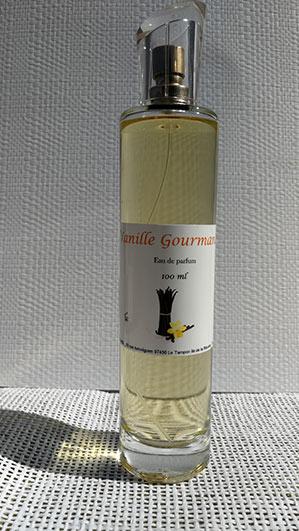 EDP vanille-gourmande