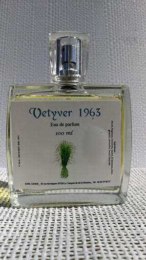 Eau de parfum vetyver 1963