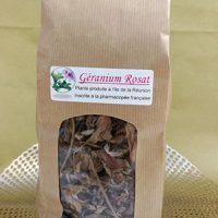 Tisane pays geranium-rosat