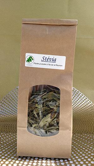 Tisane pays stevia