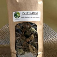 Tisane pays zevie-marron